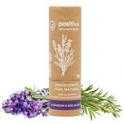 Desodorante em Barra Vegano e 100% Natural - Lavanda e Melaleuca - Positiva
