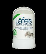 Desodorante Natural Vegano Crystal Rock - 63g - Lafe's