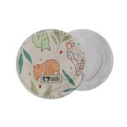 Disco Absorvente de Algodão  - Anta - Bebês Ecológicos