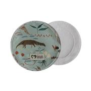 Disco Absorvente de Algodão - Tamanduá - Bebês Ecológicos