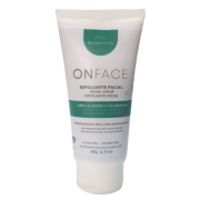 Esfoliante Facial Vegano Onface - Argila Verde e Calêndula - Biozenthi