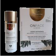 Hidratante Facial Onface Clinical - Antissinais - Biozenthi