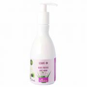 Leave-in Aloe Frutas Orgânico - cabelos secos ou cacheados - Livealoe