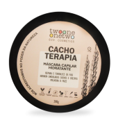 Máscara Capilar Vegana Cacho Terapia - Cabelo Cacheado - Twoone Onetwo