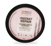 Máscara Capilar Vegana Instant Repair - cabelo normala seco - Twoone Onetwo