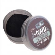 Pó Clareador Dental Natural Vegano - Carvão Ativado - Natural Messenger