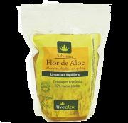 Refil Sabonete Líquido Flor de Aloe Vegano e Orgânico - pele oleosa - Livealoe