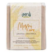 Sabonete Facial Argila Amarela - clareador - Verdi Natural