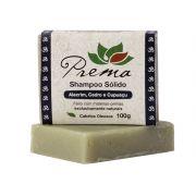 Shampoo Sólido - Alecrim, Cedro e Cupuaçu - cabelos oleosos - Prema