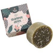 Shampoo Sólido Detox - cabelos oleosos - Green Home