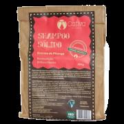 Shampoo Sólido Orgânico Pitanga - todos os tipos de cabelo - Cativa Natureza
