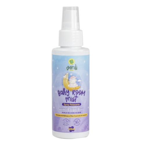 Baby Room Mist - Spray relaxante - Verdi Natural  - Loja da Verdê