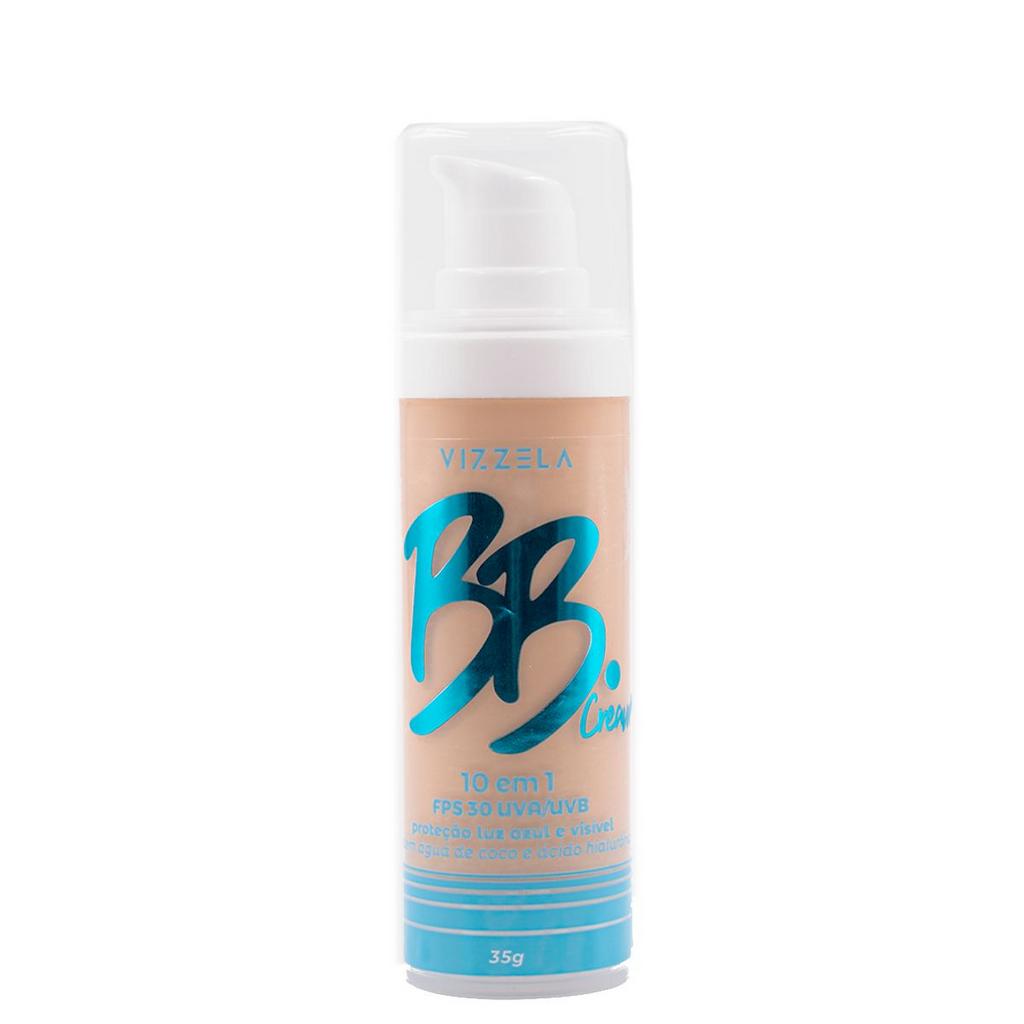 BB Cream Vegano FPS30 - cor 02- Vizzela  - Verdê Cosméticos