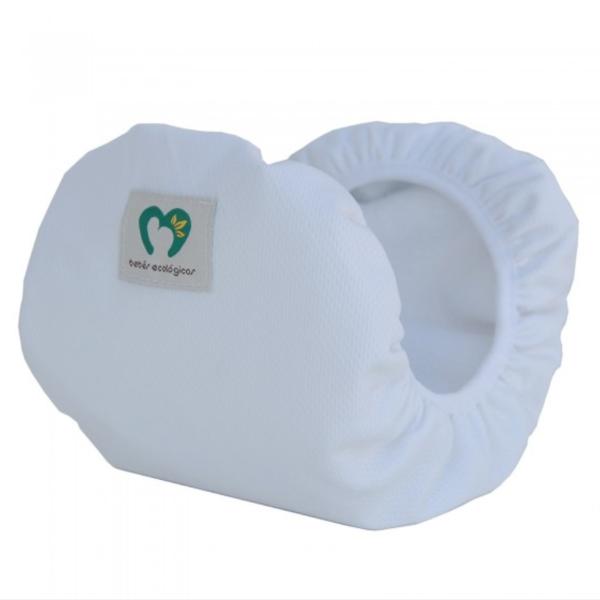 Capa Anti Vazamento - Tamanho Único - Bebês Ecológicos  - Loja da Verdê