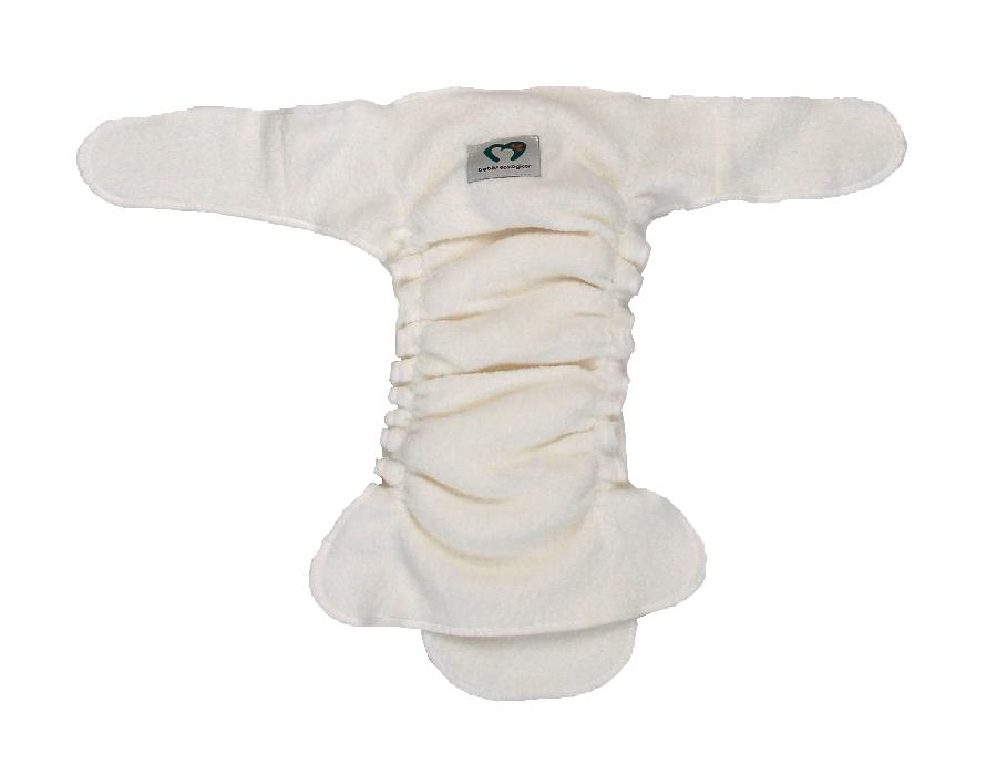 Contorno Absorvente para Fralda - Tamanho Único - Bebês Ecológicos  - Loja da Verdê