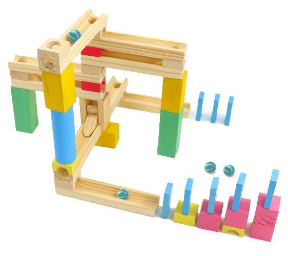 Corrida de Bolinha - Lume Brinquedos  - Loja da Verdê