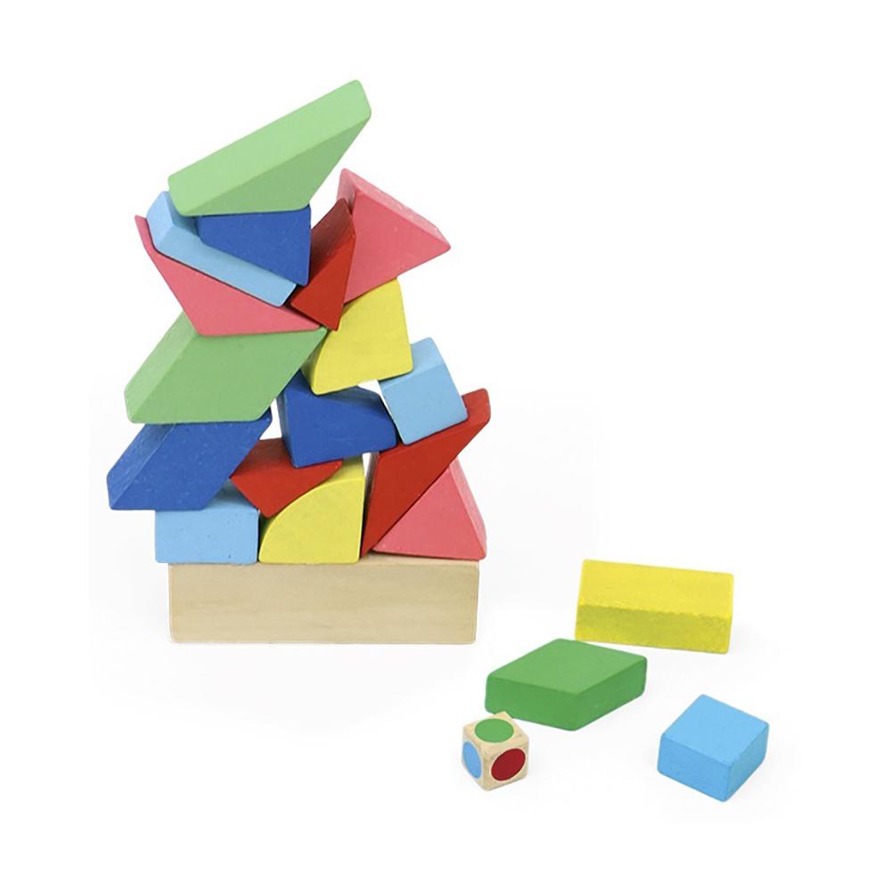 Desafio do Equilíbrio - Lume Brinquedos  - Loja da Verdê