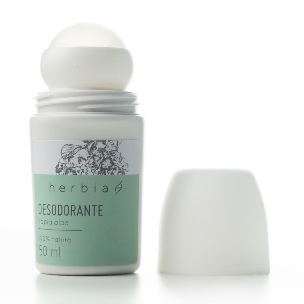 Desodorante Natural Vegano - Lippia Alba - Herbia  - Loja da Verdê