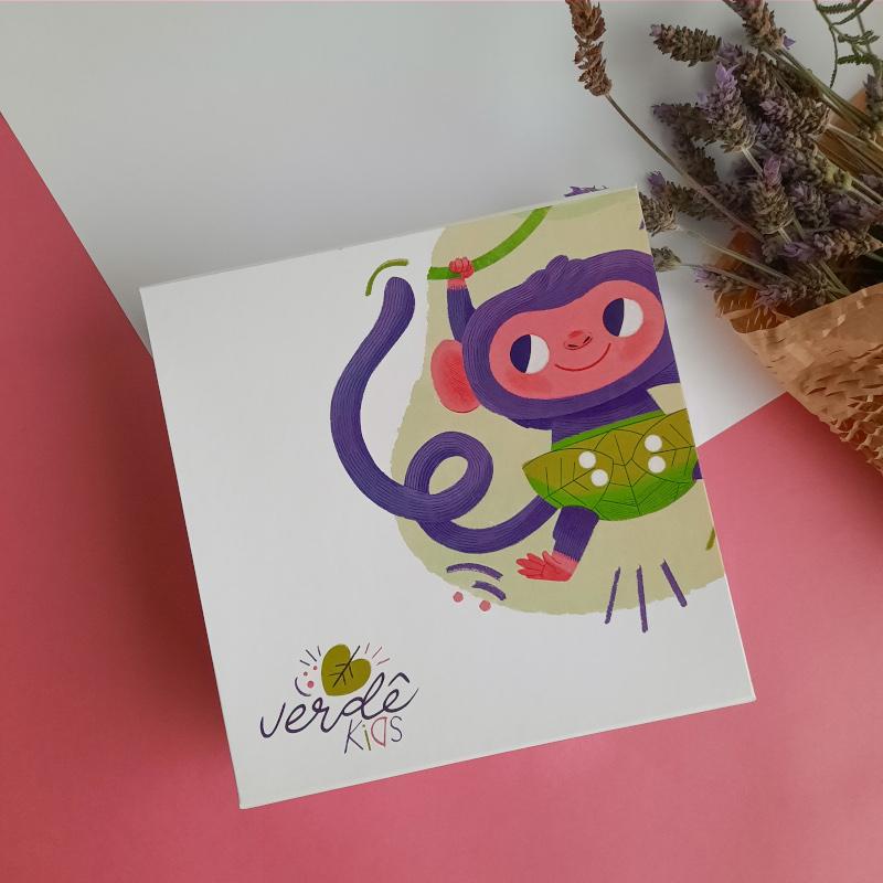 Dia das Mães - Kit Gestante em parceria com Verdê Kids  - Verdê Cosméticos