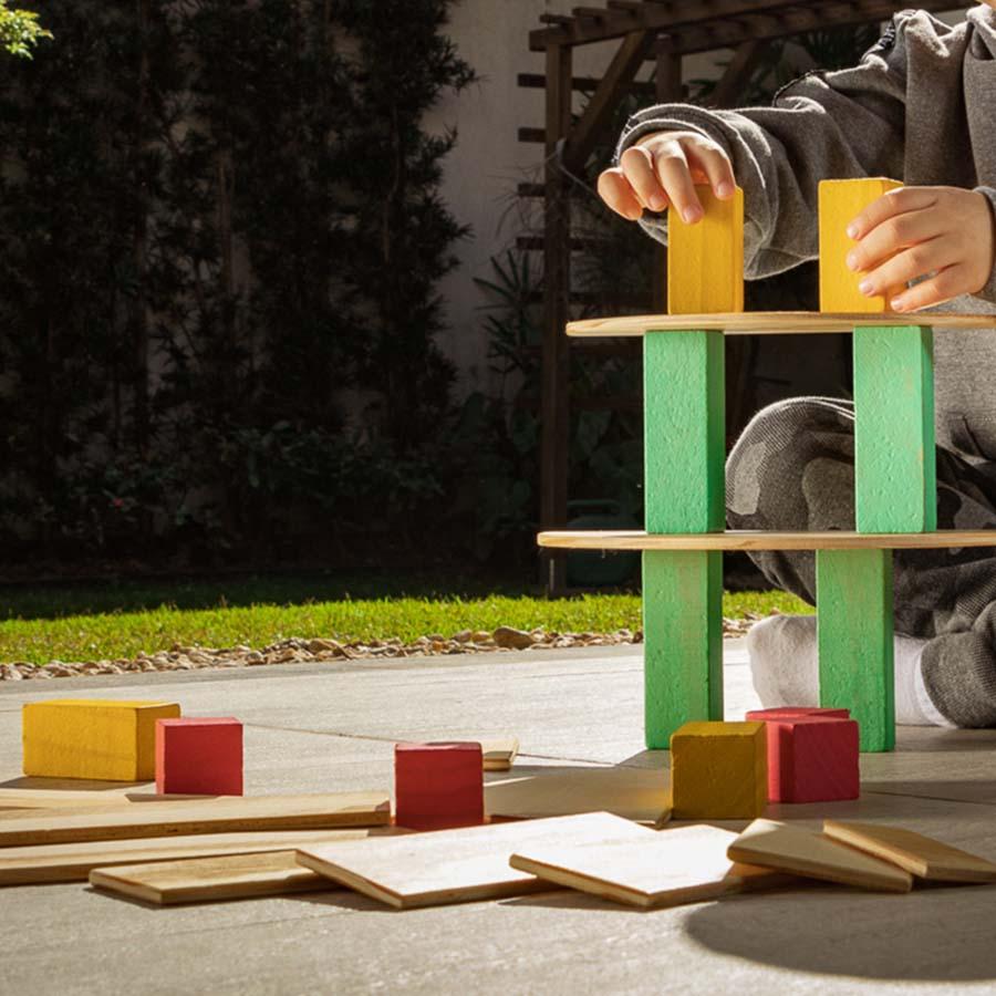 Formas - Lume Brinquedos  - Loja da Verdê