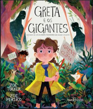 Greta e os Gigantes - Zoë Tucker   - Loja da Verdê