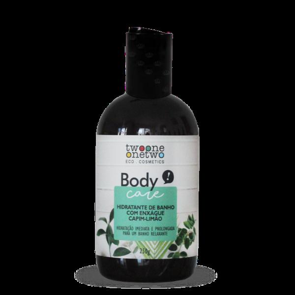 Hidratante de Banho Vegano - Capim Limão - Twoone Onetwo  - Verdê Cosméticos