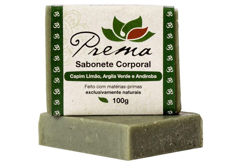 Kit Shampoo, Condicionador e Sabonete Sólidos - cabelos danificados - Prema  - Verdê Cosméticos