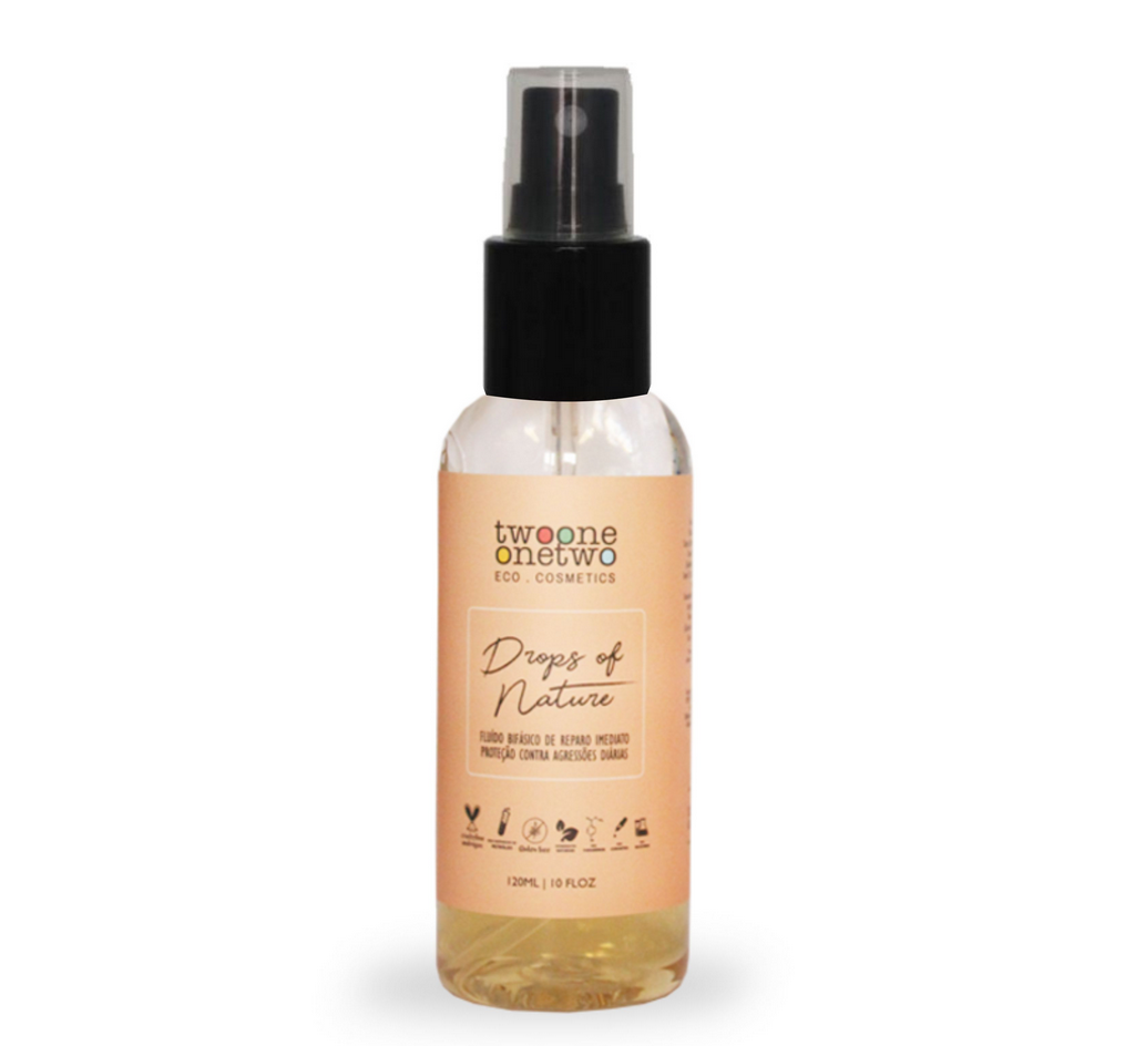 Kit Shampoo e Condicionador Vegano Cachos Terapia - Twoone Onetwo  - Verdê Cosméticos