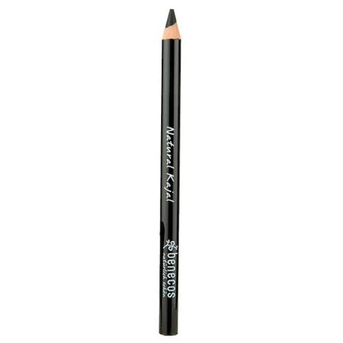Lápis de Olho Vegano Natural Orgânico - Kajal Black - Benecos  - Loja da Verdê