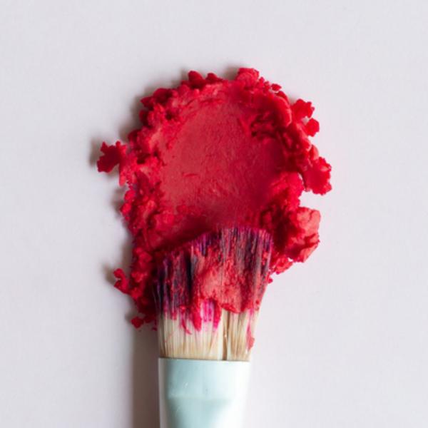 Maquiagem Sólida Multifuncional - Framboesa - Amo Karité   - Verdê Cosméticos