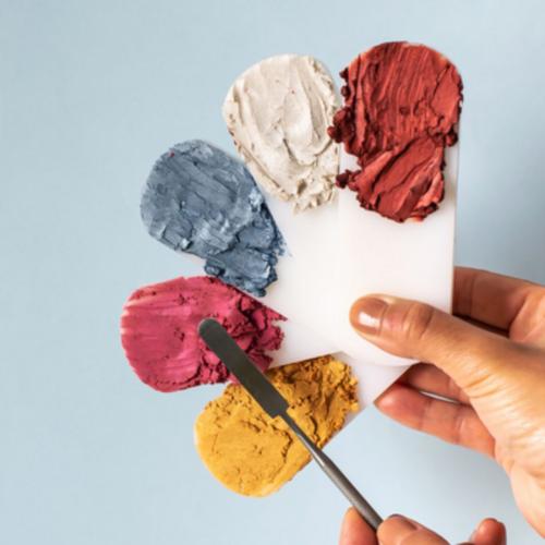 Maquiagem Sólida Multifuncional - Lua - Amo Karité  - Loja da Verdê