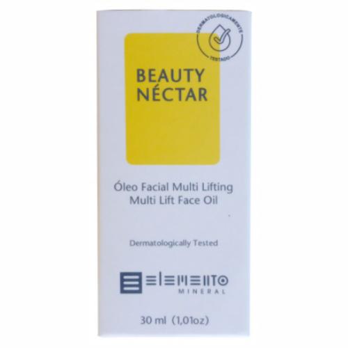 Óleo Facial Multi Lifting - Anti-idade - Elemento Mineral  - Loja da Verdê