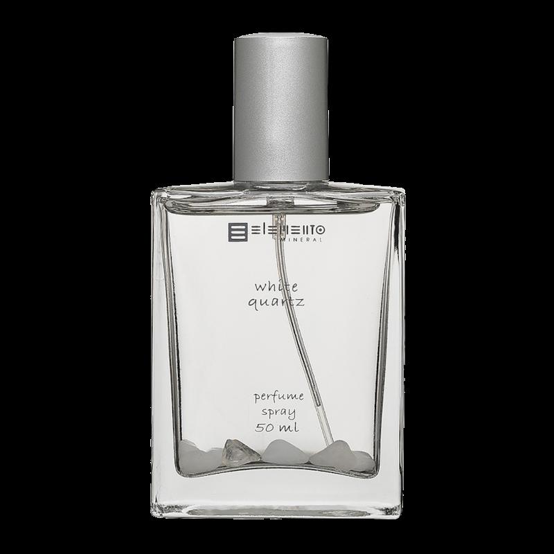 Perfume Vegano White Quartz - Elemento Mineral  - Loja da Verdê