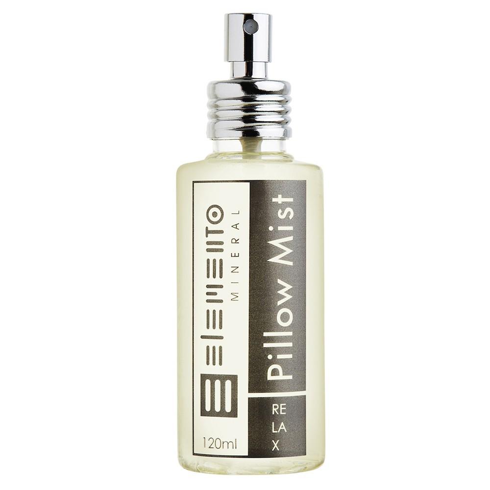 Pillow Mist Relax - água perfumada para lençol e travesseiro - Elemento Mineral  - Verdê Cosméticos