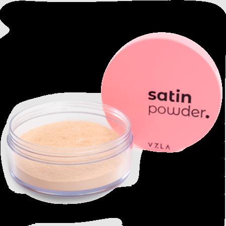 Pó Facial Satin Powder - cor 02 - Vizzela  - Verdê Cosméticos