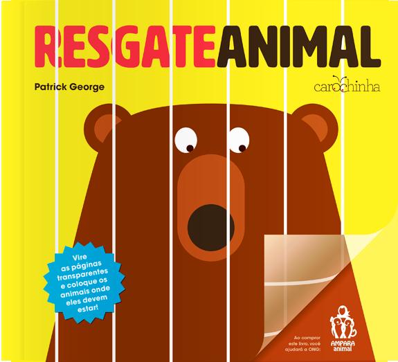 Resgate Animal - Patrick George   - Loja da Verdê