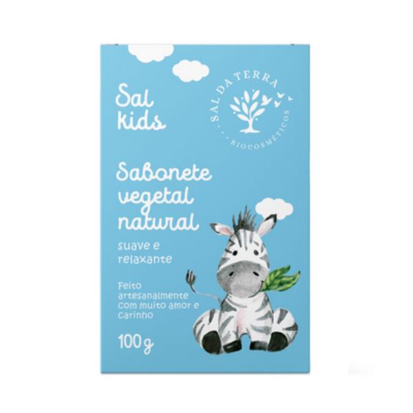 Sabonete Relaxante - Camomila e Lavanda -  Sal da Terra  - Loja da Verdê