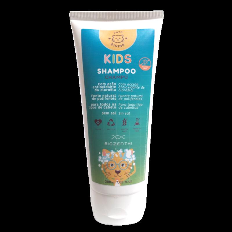 Shampoo Infantil Gato Divino - Biozenthi  - Loja da Verdê