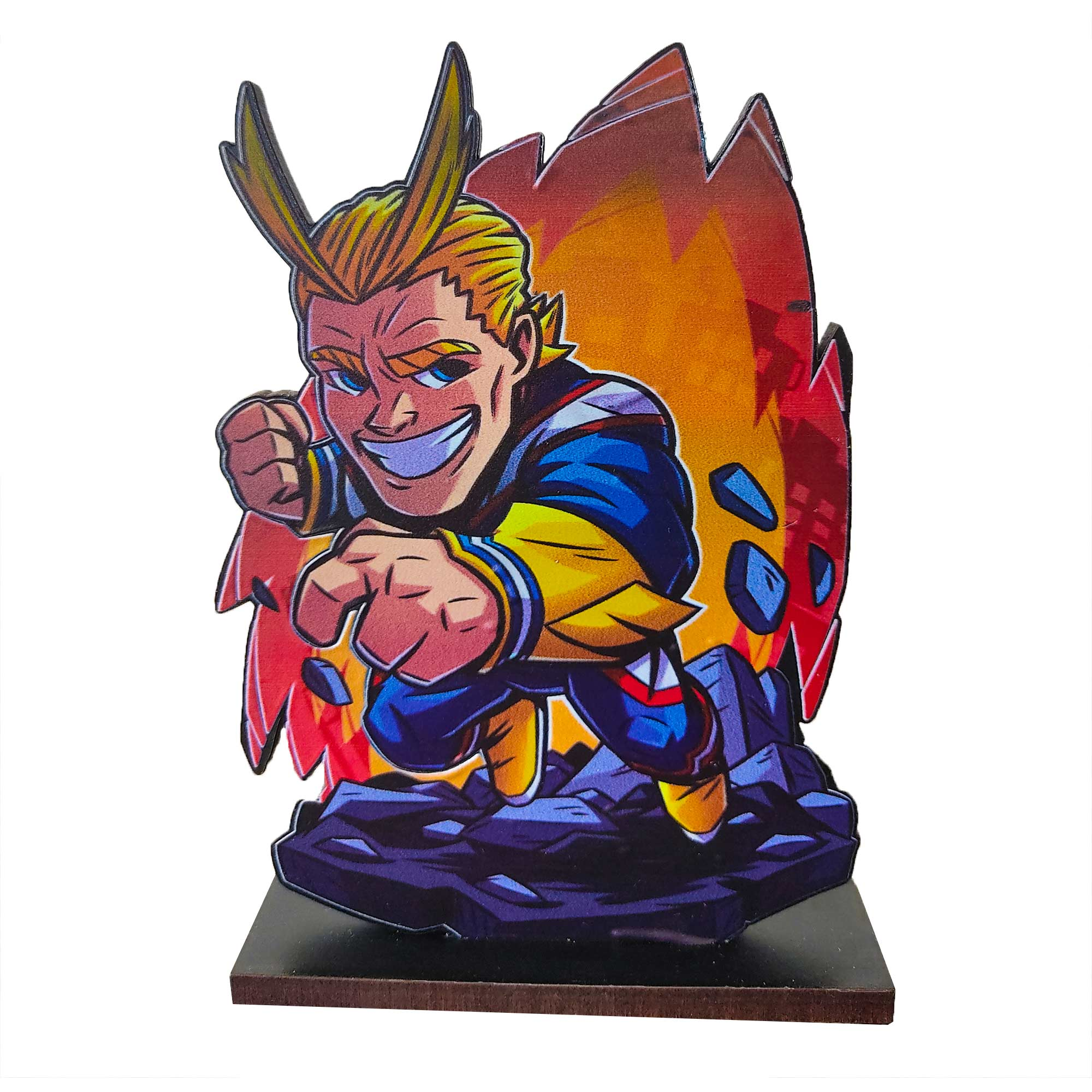Estatueta All Might - Boku no Hero