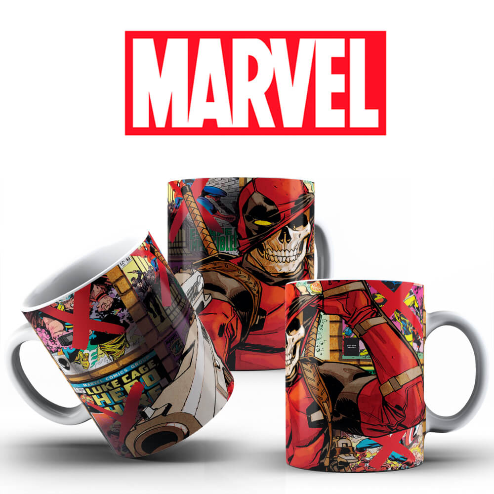 Caneca - Deadpool Comics