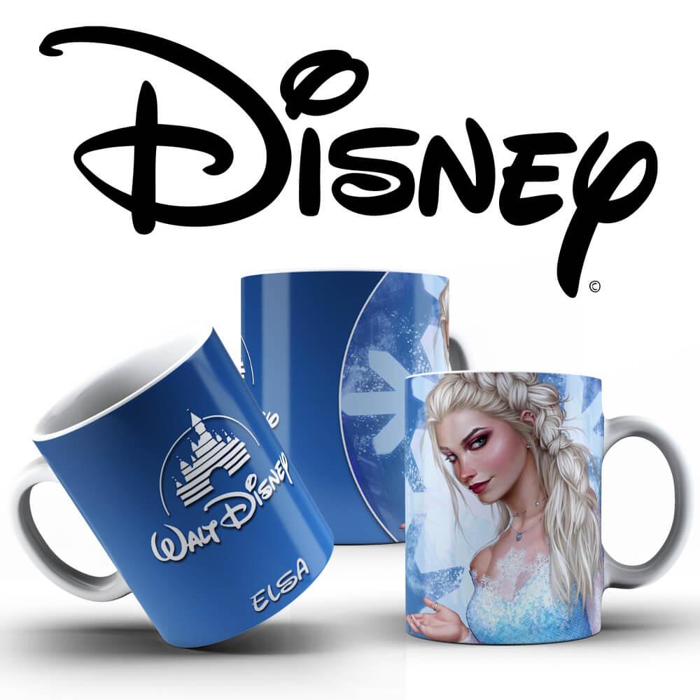Caneca - Elsa
