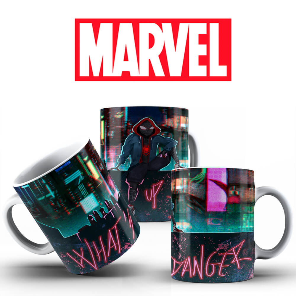 """Caneca - """"What's up Danger"""""""
