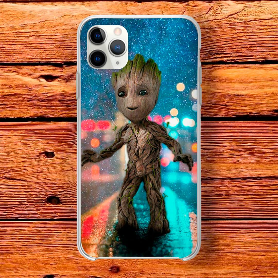 Capinha - Baby Groot