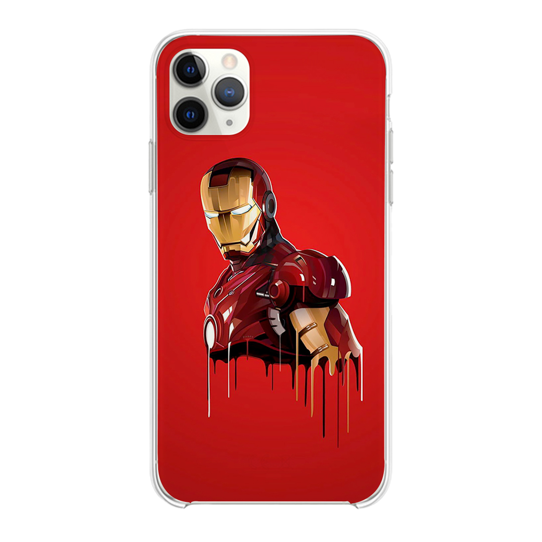 Capinha - Iron Man Ink