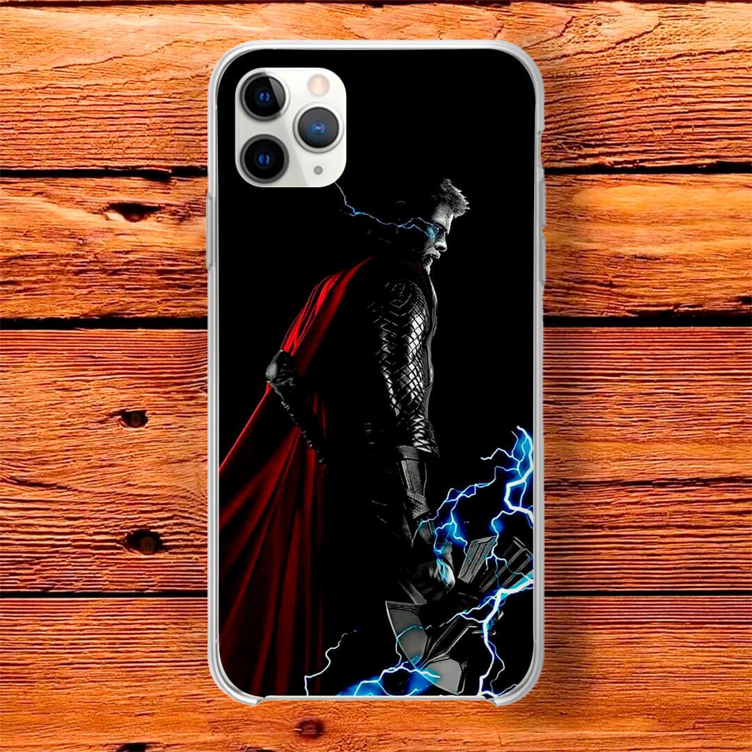 """Capinha -  Thor """"Black"""""""
