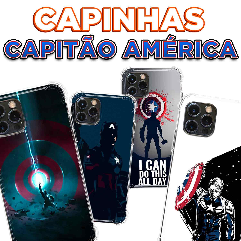 Capinhas - Capitão América