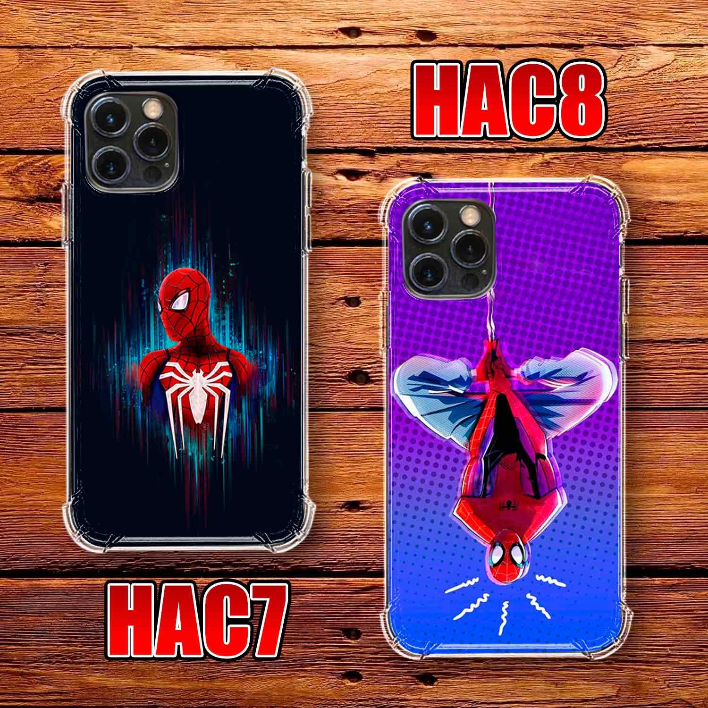 Capinhas - Homem-Aranha