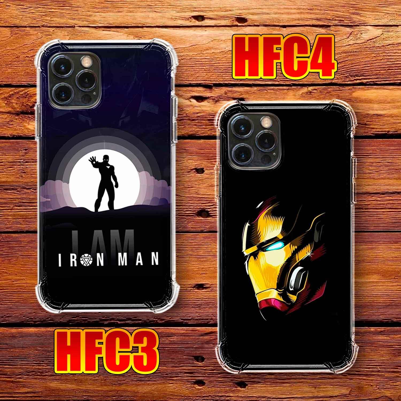 Capinhas - Homem de Ferro