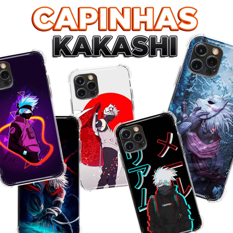 Capinhas - Kakashi