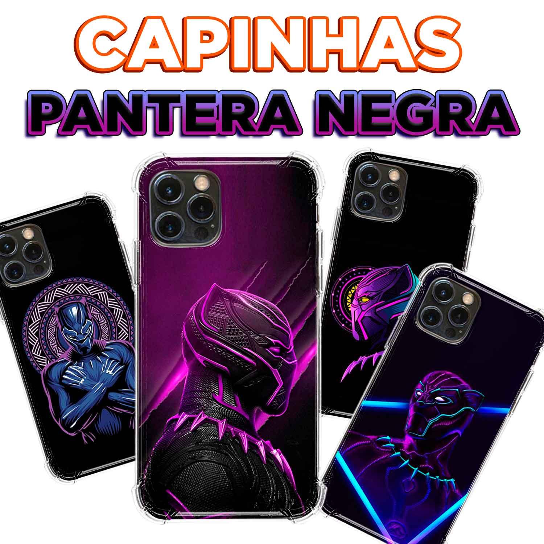 Capinhas - Pantera Negra